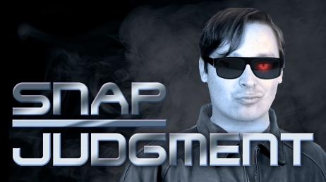 snap-judgement